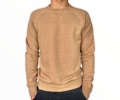 Sweatshirt Unisex de Franela Perchada - Toffee