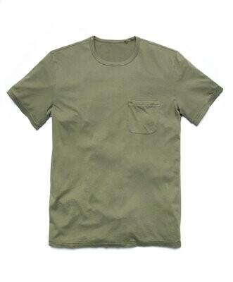 T-Shirt de Hombre Pima Orgánico Olive