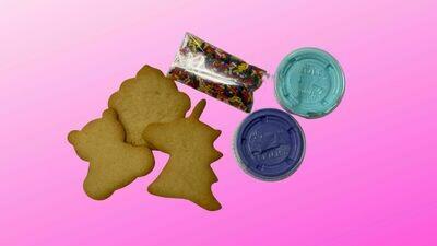 Cookie Decorating Kit VPGVKF5Z70VC2