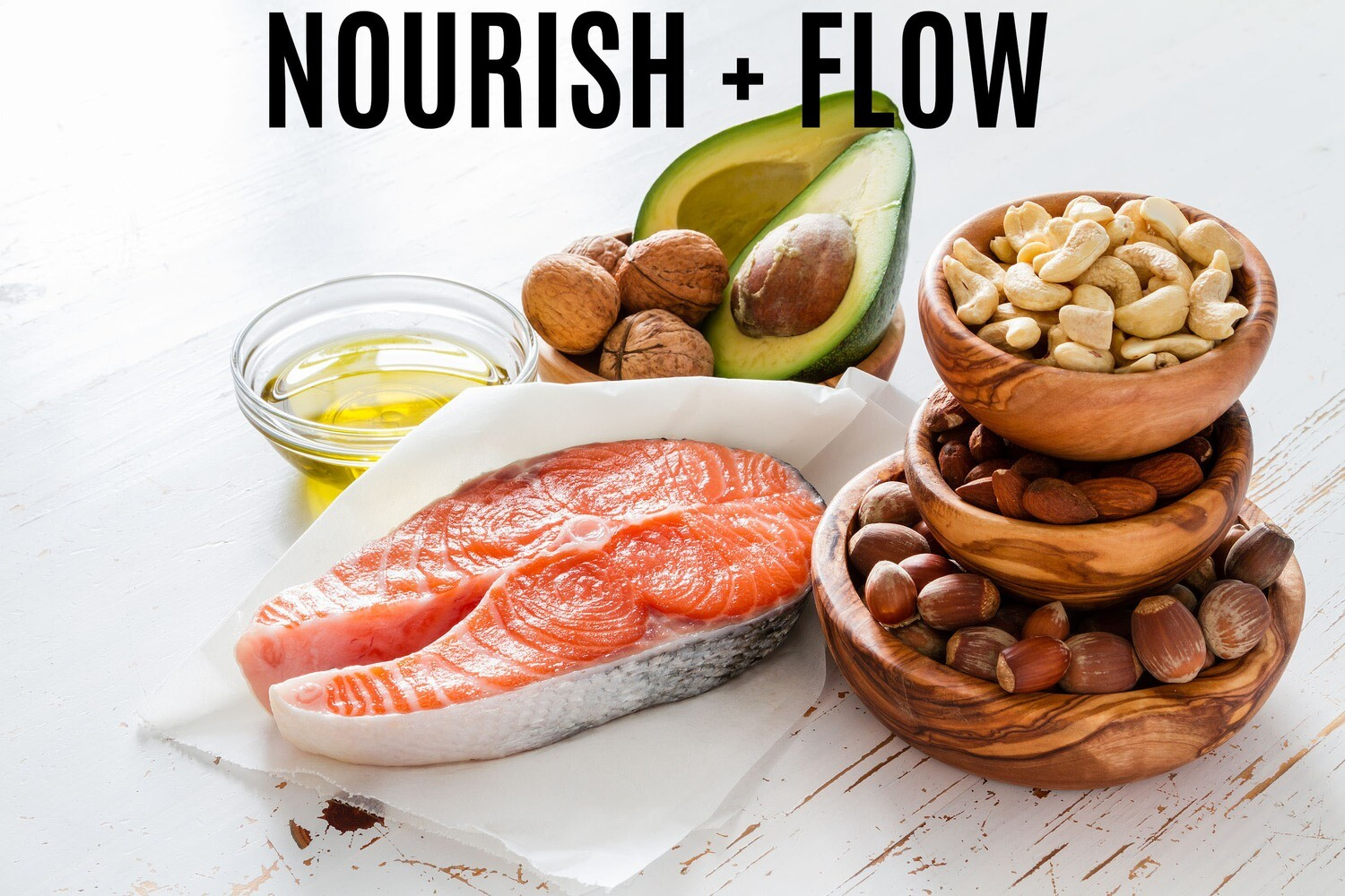 Nourish + Flow Classes - Coming Feb. 2021