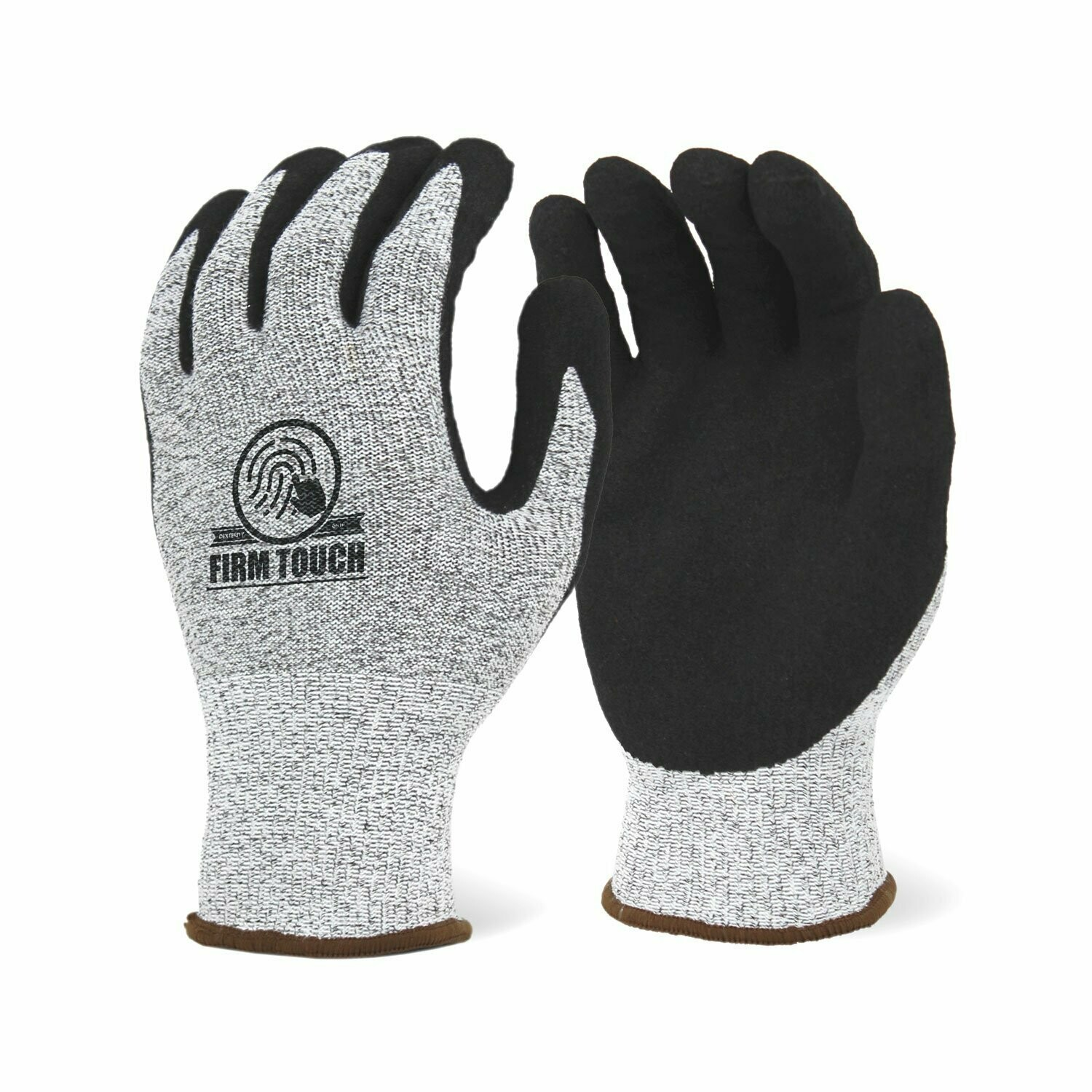 Nitrile Coated Gloves High Cut Resistant Shell - CUT A4 (12 pack)