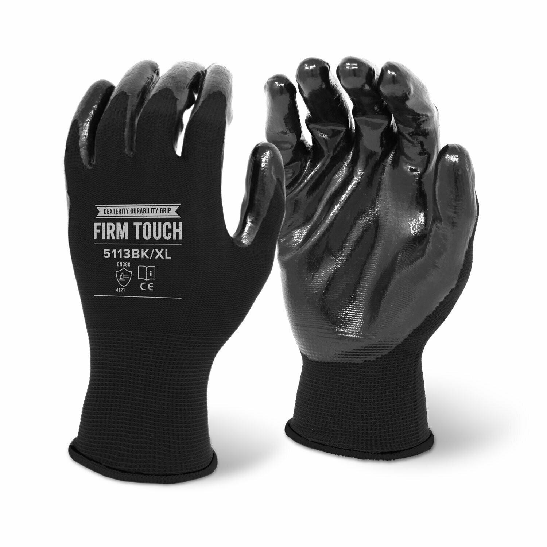 Washable Nitrile Coated Gloves (12 Pack)