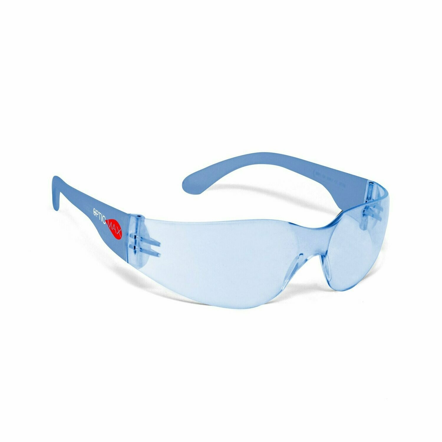Optic Max Light Blue Lens (12 per pack)