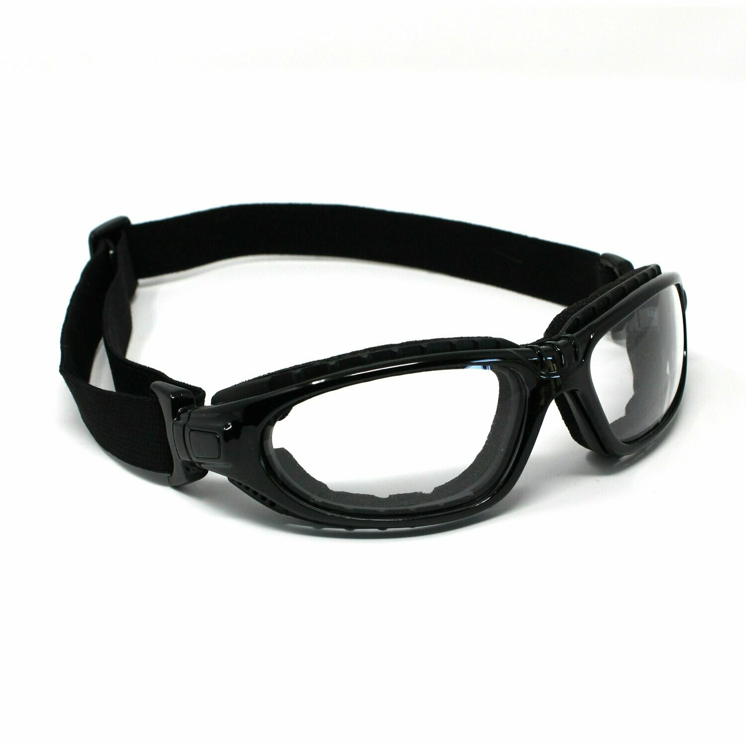 Anti-Fog Lightweight Goggles (Clear and Grey)