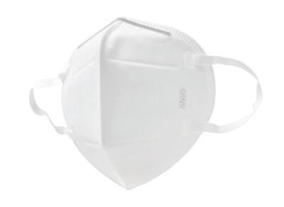 KN95/FFP2 Particulate Respirator - CE Certified  (10 per box)