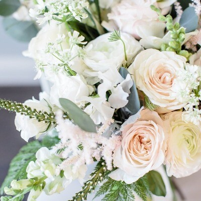 July 30, 2020 Virtual Floral Class