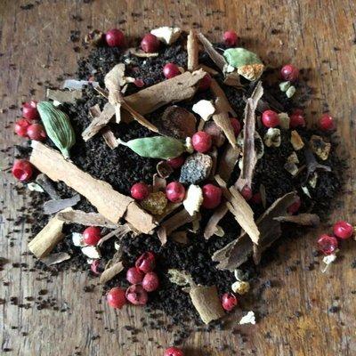 Christmas Morning Tea (Fair-trade & Organic Spiced black tea)