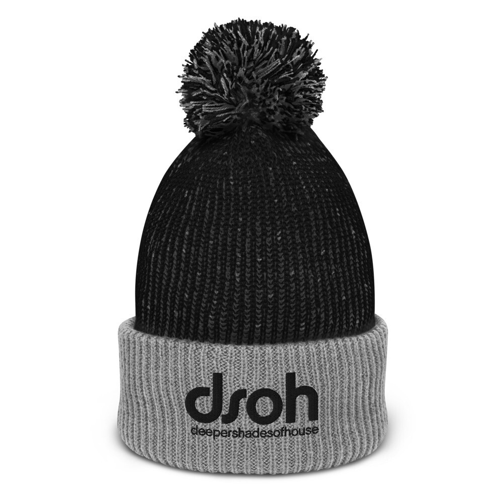 NEW 2021 DROP - DSOH Pom-Pom Beanie