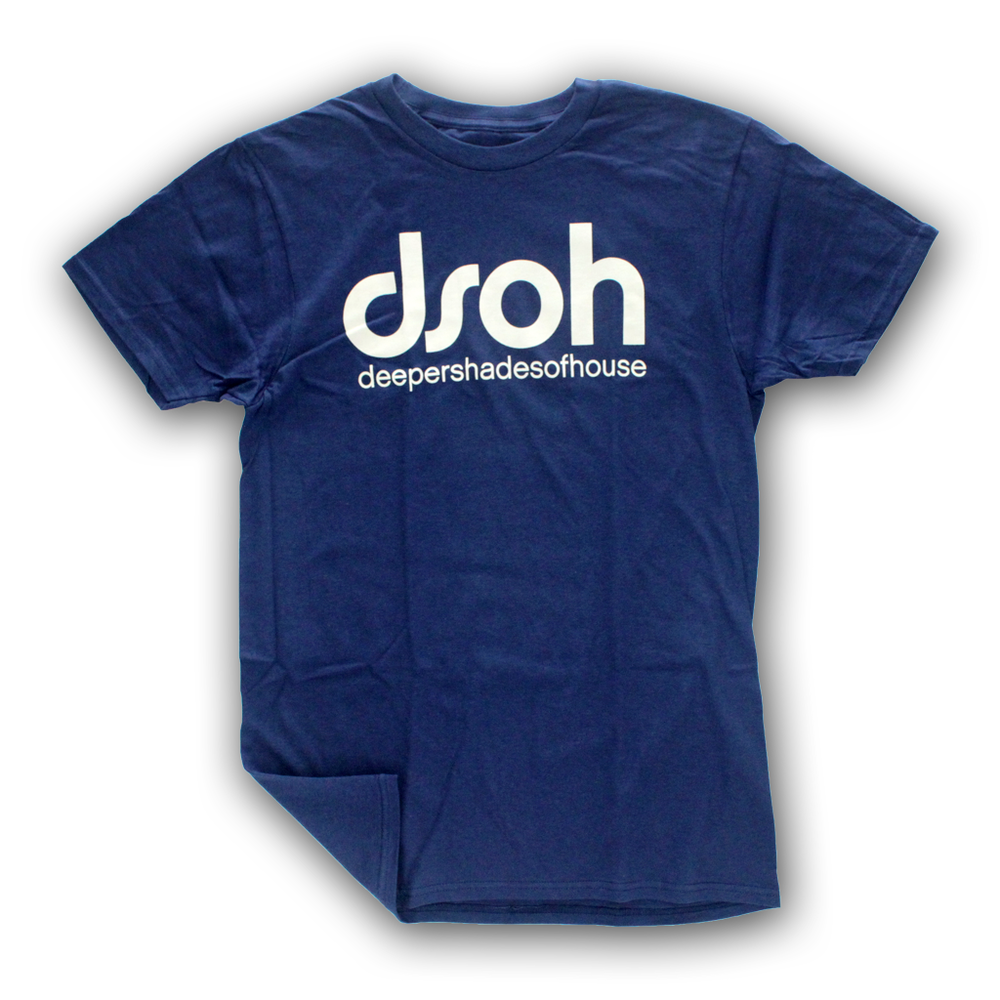 $15 SALE - DSOH Logo T-Shirt (Red, Blue, Orange, Gray, White, Black)