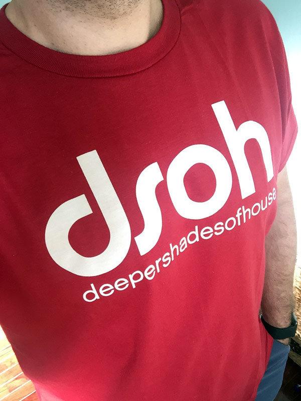 $15 SALE DSOH Logo T-Shirt (Red, Blue, Orange, Gray, White, Black)