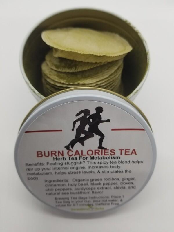 Burn Calories Tea