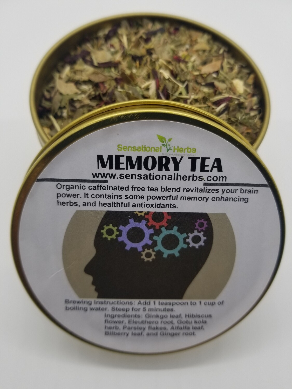 Memory Tea