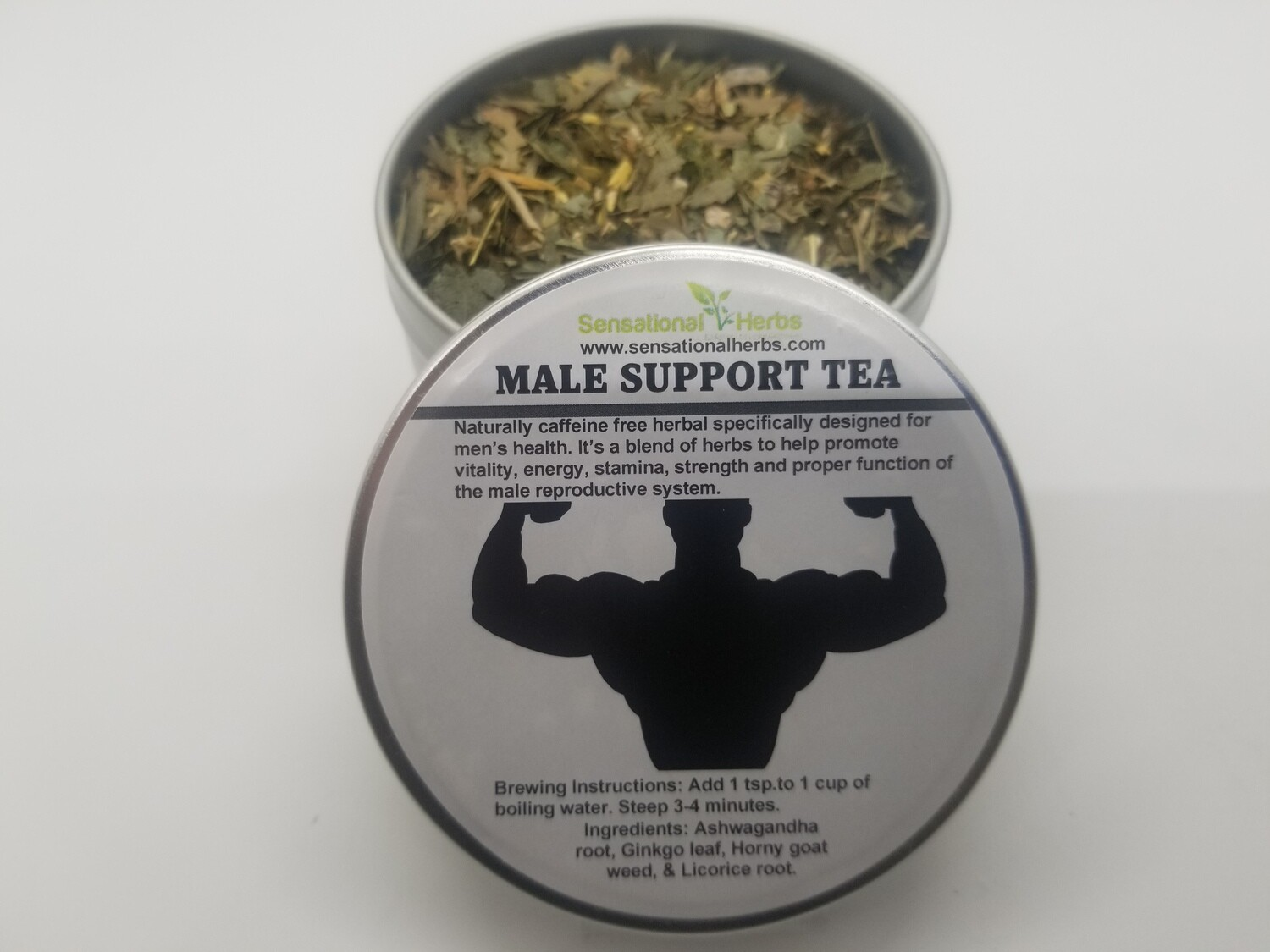 Male Support Tea