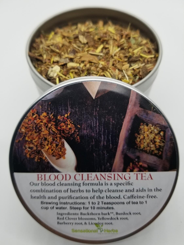 Blood Cleansing Tea