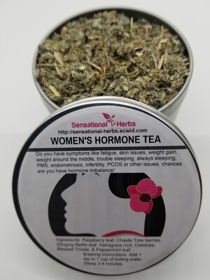 Women's Hormone Tea