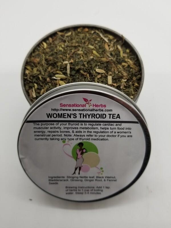 Women's Thyroid Tea