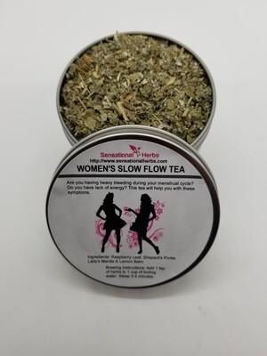 Women's Slow Flow Tea