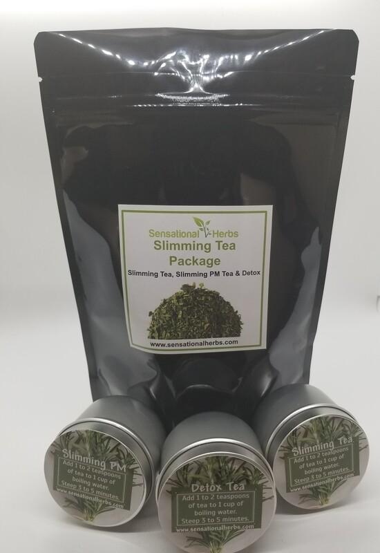 Slimming Tea - Sample Package