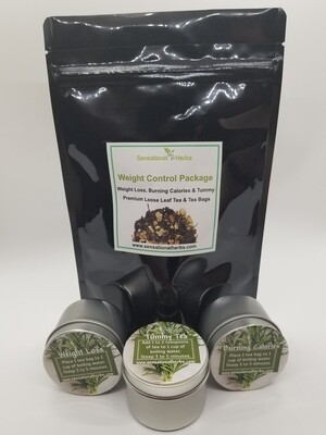 Weight Control - Sample Package