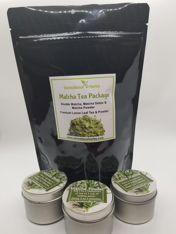 Matcha Tea - Sample Package