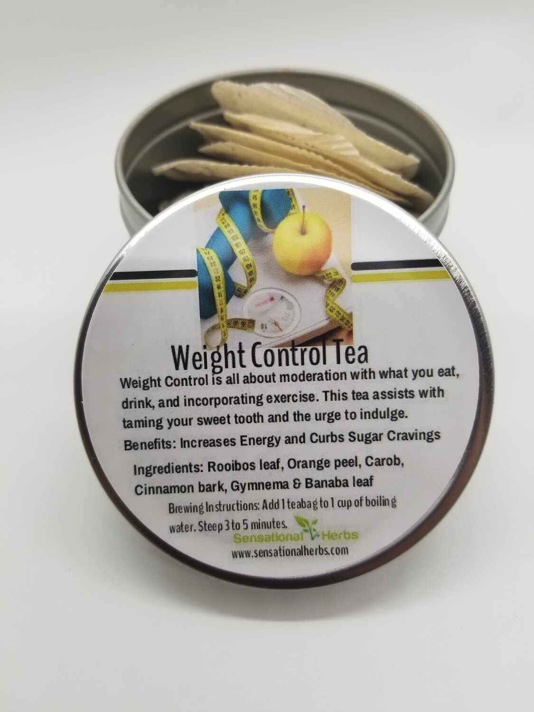 Weight Control Tea