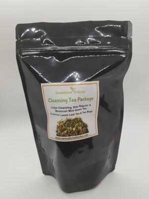 Cleansing Tea - Sample Package