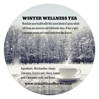 Winter Wellness Tea