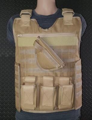 Rapid Response Bullet Proof Jacket Level III Ak 47