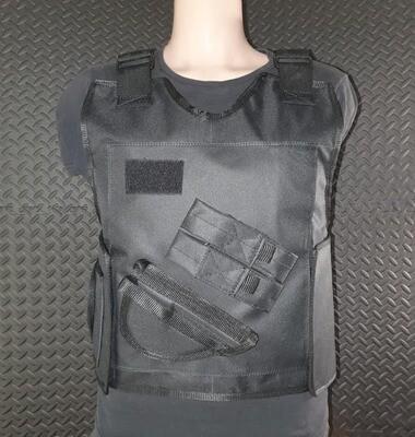Rapid Response Bullet Proof Jackets Level III AK 47