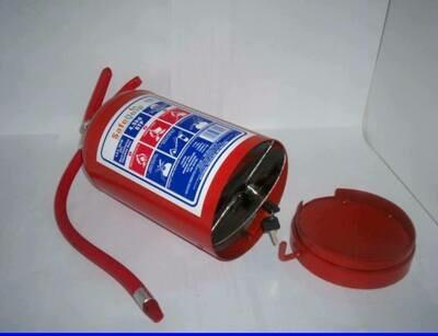 Fire extiguisher safe