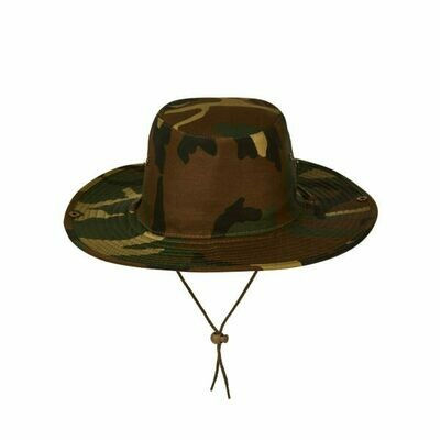 camo bush Hat