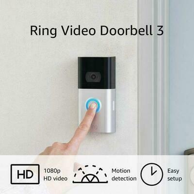 Ring Video door Bell 3