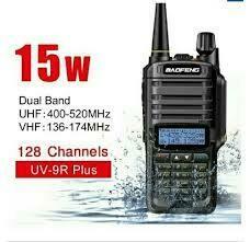 Baofeng UV-9R Plus Walkie Talkie 15W