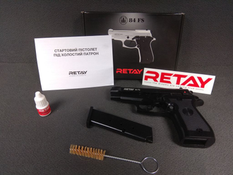 RETAY 84FS Based on the Beretta 84fs cheetah