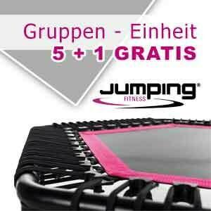 5 + 1 Gruppen Jumping Pauschale