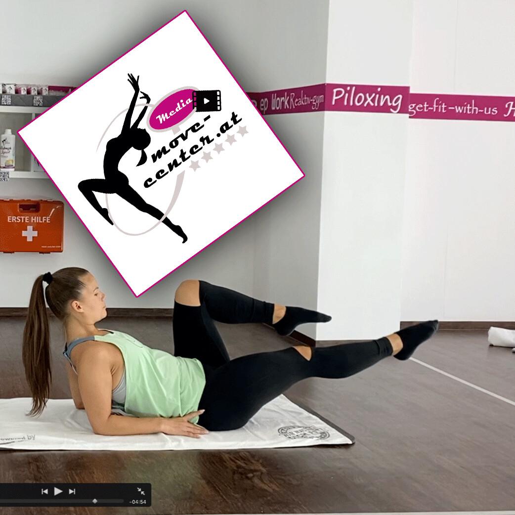 50 Min. Rückenfit mit Pilates #1