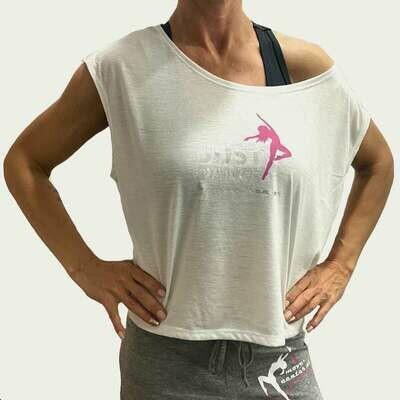 Shirt Just Dance Weiss