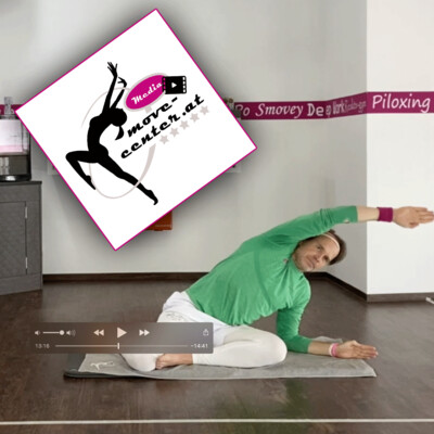 50 Min. Pilates  #2