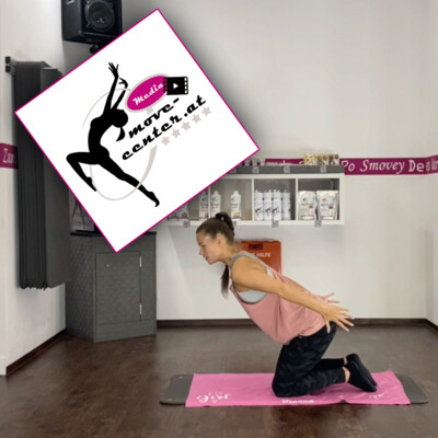50 Min. Rückenfit mit Pilates #2