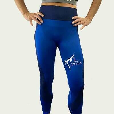 Leggings High Waist Blue