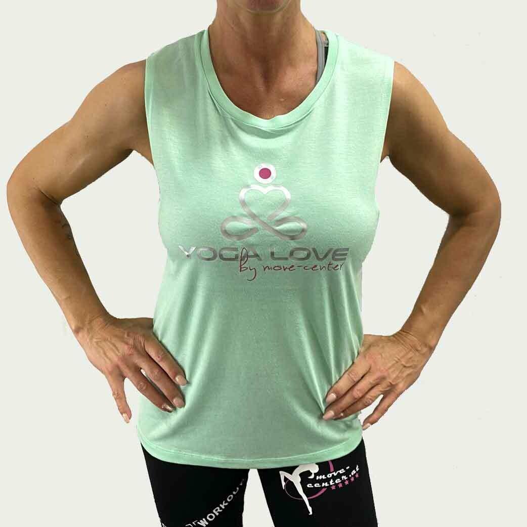Shirt Yoga Love