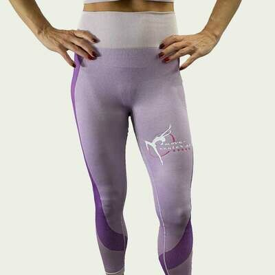 Leggings High Waist Lila