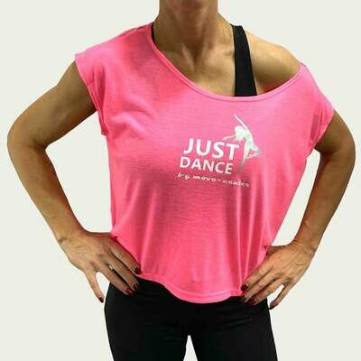 Shirt Just Dance Pink