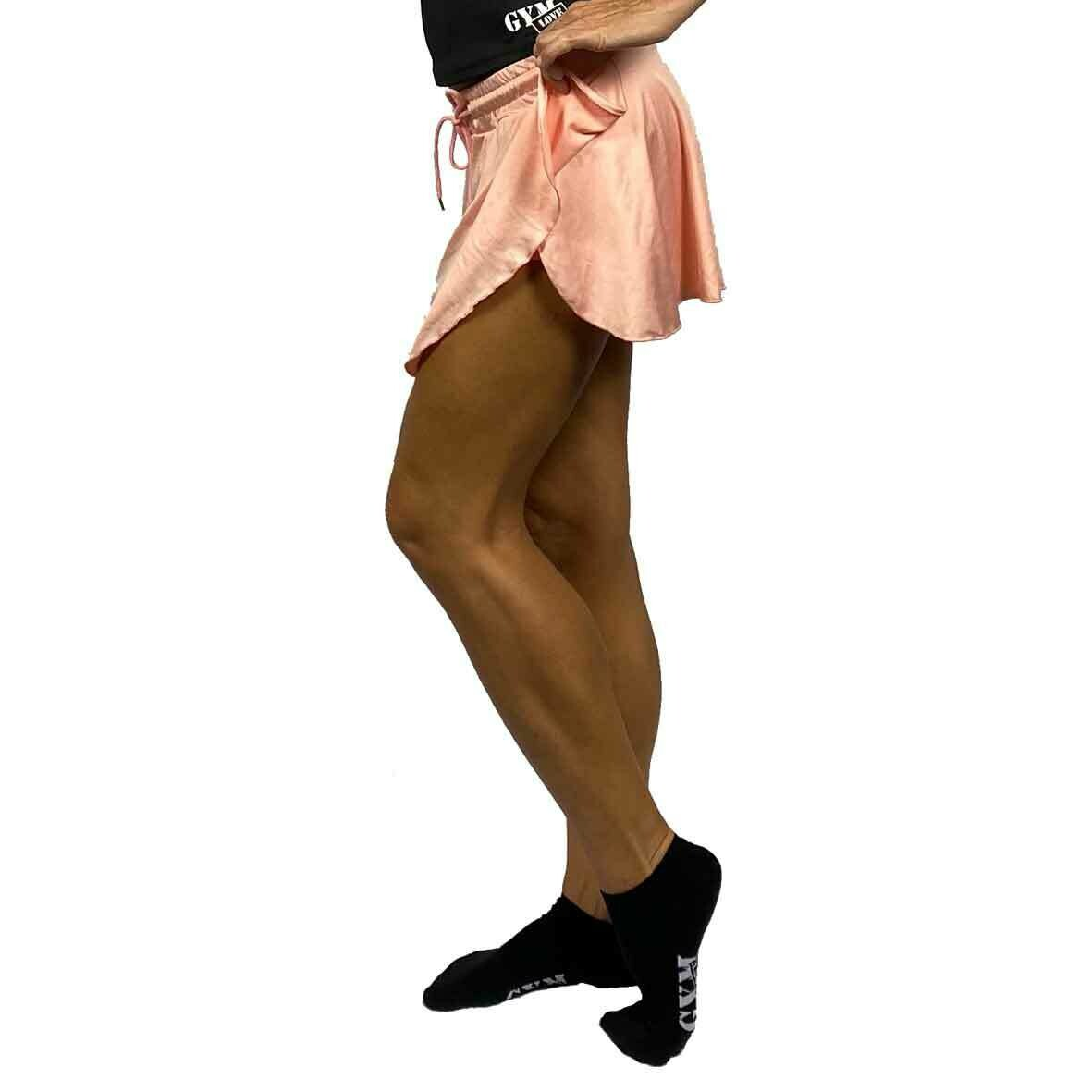 GymLove Skirt-Short Lachs