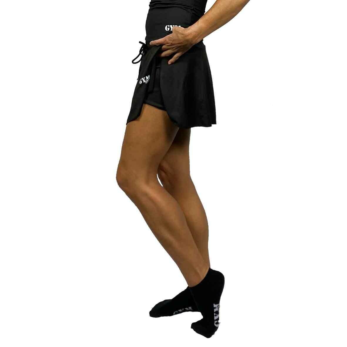 GymLove Skirt-Short Black