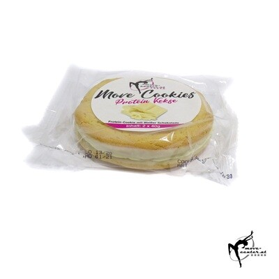 Protein Cookies / Weisse Schoko