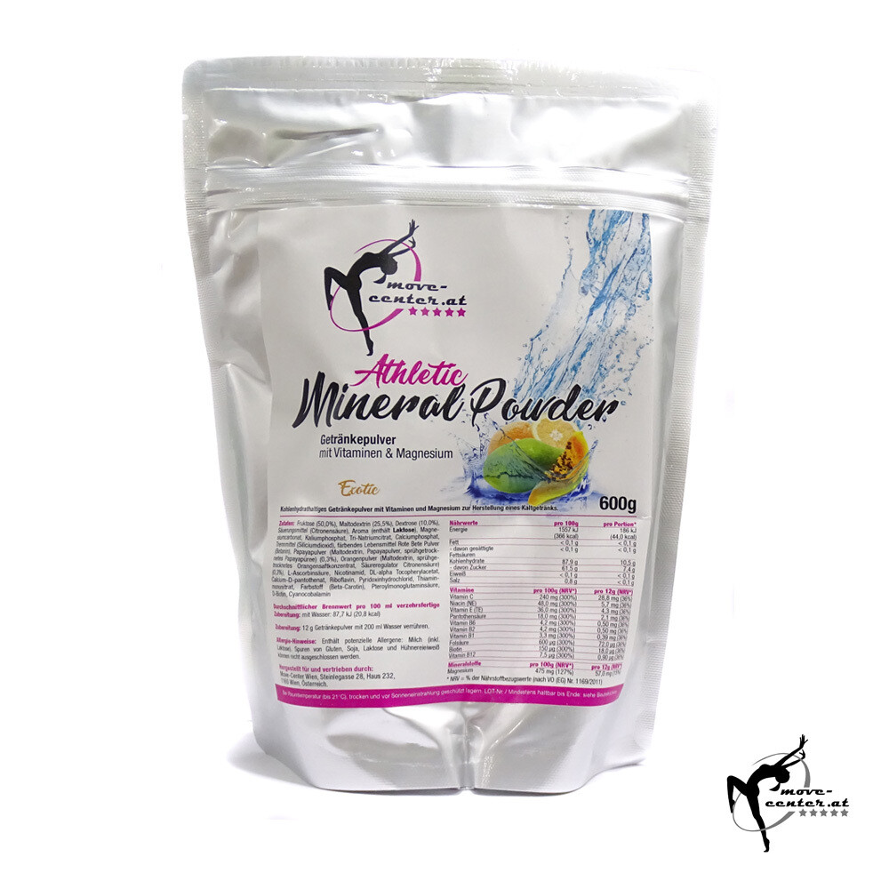 Athletic Mineral Powder / Exotic