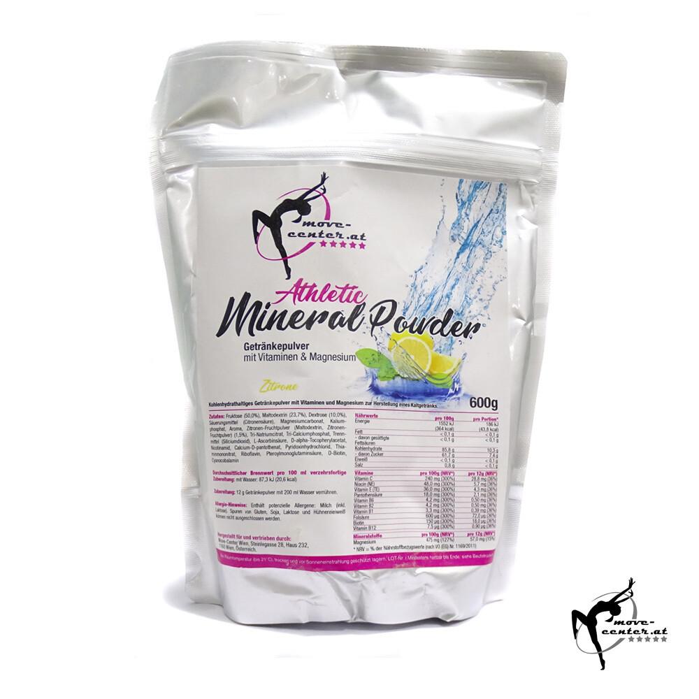 Athletic Mineral Powder / Zitrone