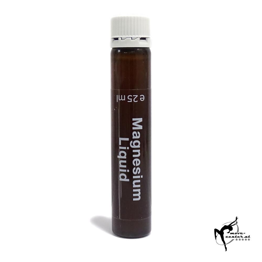 Magnesium Liquide Ampullen 25 ml