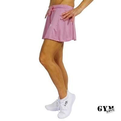 GymLove Skirt-Short Rose